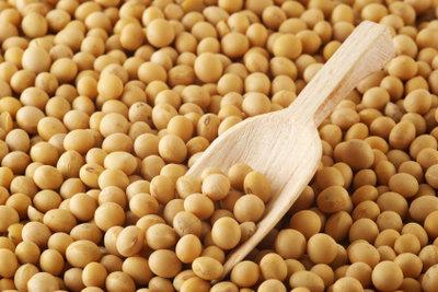 Sojalecithin ist in vielen Lebensmitteln enthalten.