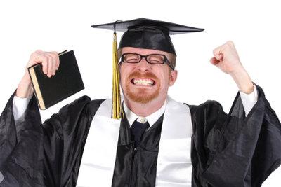 Doktortitel mit der Lizenz zum Jubeln