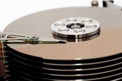 Mac-Festplatten lassen sich unterteilen.