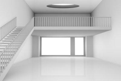 Keine Galeriewohnung ohne Treppe