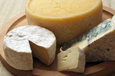 Edel-Schimmel nur bei Käse erwünscht.