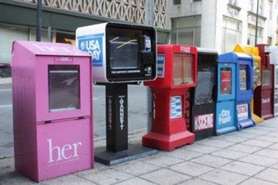 Pauschalisten arbeiten meist für Tageszeitungen.