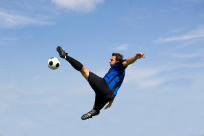 Sport ist wichtig für den Organismus.