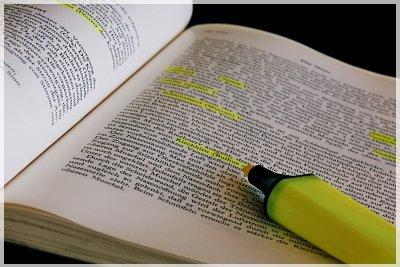 Für eine Zusammenfassung - Text öfter lesen