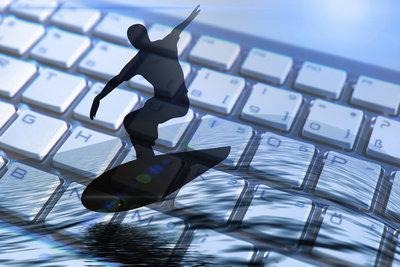 Zum Surfen reicht der Internet Explorer.