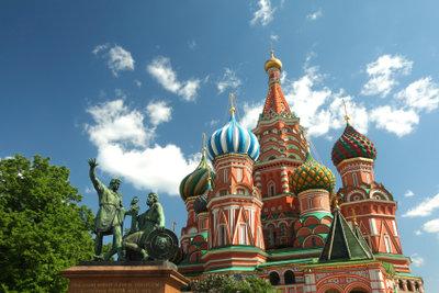 Die Oktoberrevolution veränderte Russland nachhaltig.
