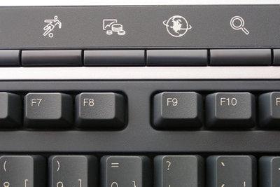 Tastaturen sind vielseitiger als erwartet.