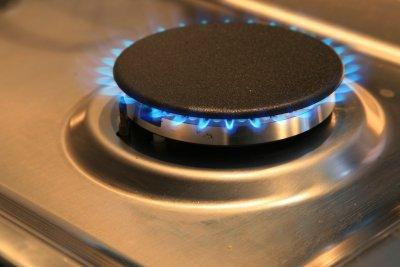 Gasherde ermöglichen eine stufenlose Hitzeregulierung.