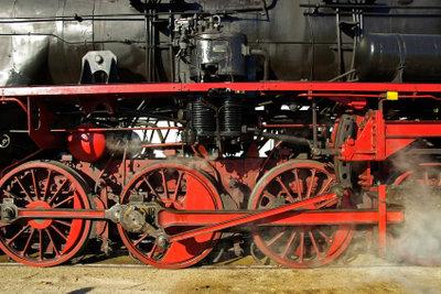 Eine Dampfmaschine ist ganz interessant.