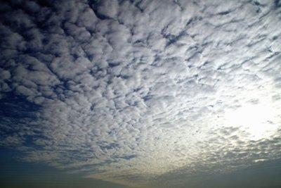 Die Aether-Dimension liegt über den Wolken.