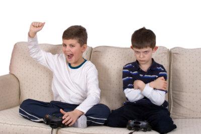 Kindervideos aufnehmen macht Spaß.