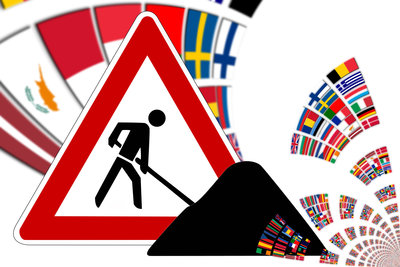 Arbeiten Sie sicher im EU-Ausland.