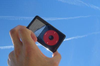 Musik auf den iPod übertragen lassen.