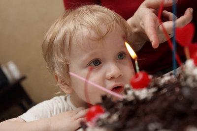 Einmaliges Erlebnis - Babys 1.Geburtstag feiern.