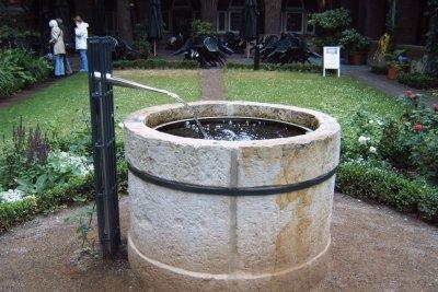 Ist Ihr Brunnenwasser unbedenktlich?