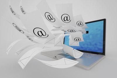 Kommunikation per E-Mail ist längst ein gängiger Standard.