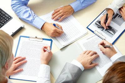 Unterscheiden Sie die Arbeitsvertragsarten!
