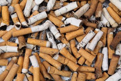 Rauchen ist schädlich.