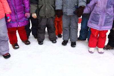 Chaos vermeiden im Kindergarten - eine Gruppenanalyse