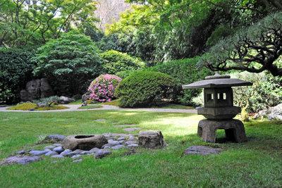 Gartengestaltung ist mit Sonderschulabschluss möglich.