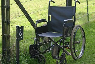 Bewegung für Menschen mit Handicap.