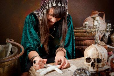 In der Magiergilde lernen Sie Zaubersprüche.