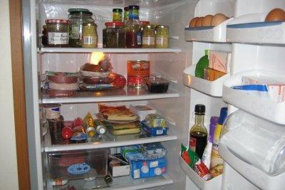 Wieso zischt der Kühlschrank?