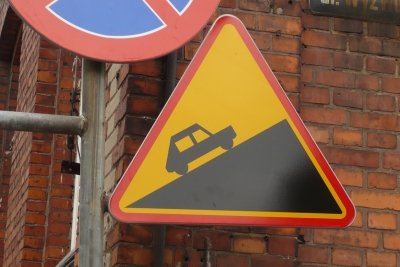Hier müssen Autofahrer Feingefühl beweisen.