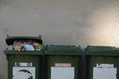 Müllgebühren zählen zu den Mietumlagen.