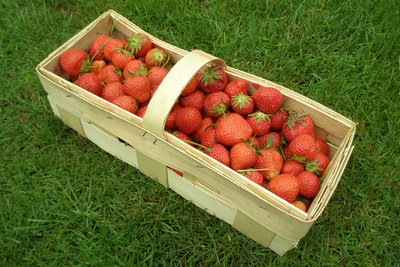 Erdbeersoße gelingt mit Stabmixern im Handumdrehen.