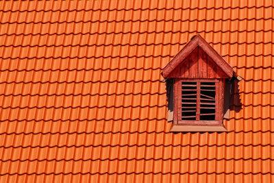 Ein schönes Dach wertet auf.