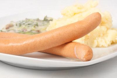 Leckeres Kartoffelpüree verfeinern.