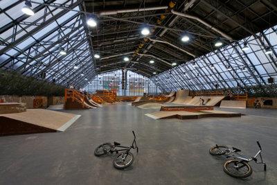 Skateparks erfreuen sich zunehmender Beliebheit.