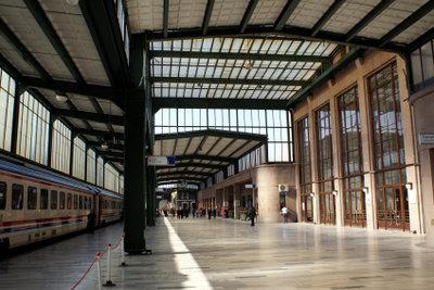 Zwischenstation - Bahnhof Ankara