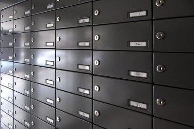 Ihren Briefkasten sollten Sie regelmäßig leeren.