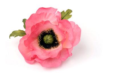 Seidenblumen als hübsche Dekoration