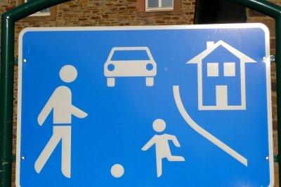 So wird die Spielstraße sicherer.