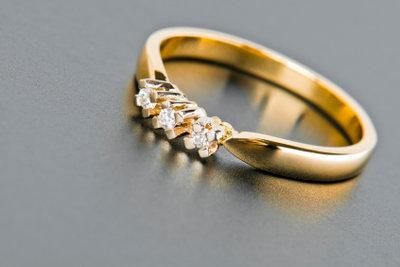 Ein Ring sollte perfekt sitzen.