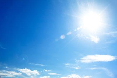 Zum Bräunen brauchen Sie keine Sonne.