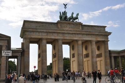 Berlin ist eine kinderfreundliche Stadt.