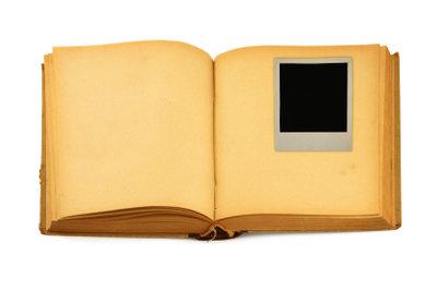 Fotobücher lassen sich individuell gestalten.