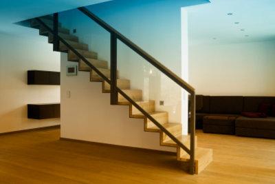 Eine Treppe sollte gut geplant werden.