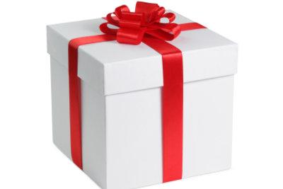 Geschenke sollten gut ausgewählt sein.