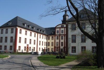 Arbeitsplatz für Verwaltungsfachangestellte - Landratsamt von Saalfeld.