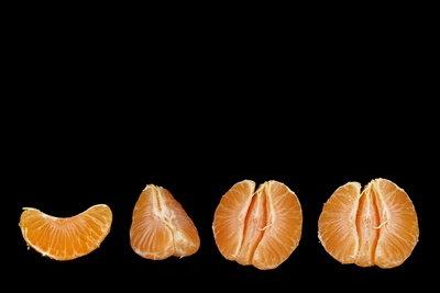 Leckeren Mandarinensaft selber herstellen.
