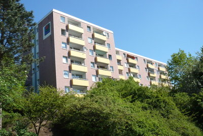 Wohnungen finden ohne Einkommen ist schwer.