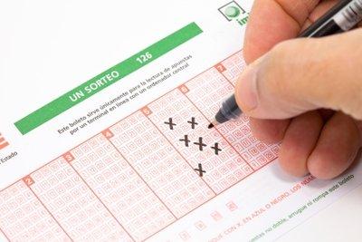 Auch im Ausland sind Lottospiele beliebt.