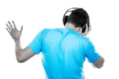 Ohne Kabelsalat ist Musikhören einfacher.