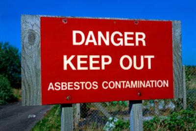 Asbest als Erblast vergangener Zeiten
