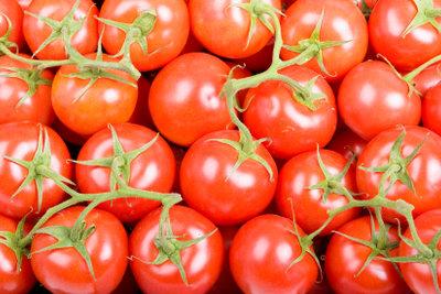 Bei Gemüse - Ausweis vom Herkunftsland